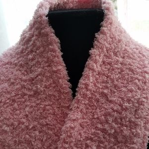 Scarf, pink